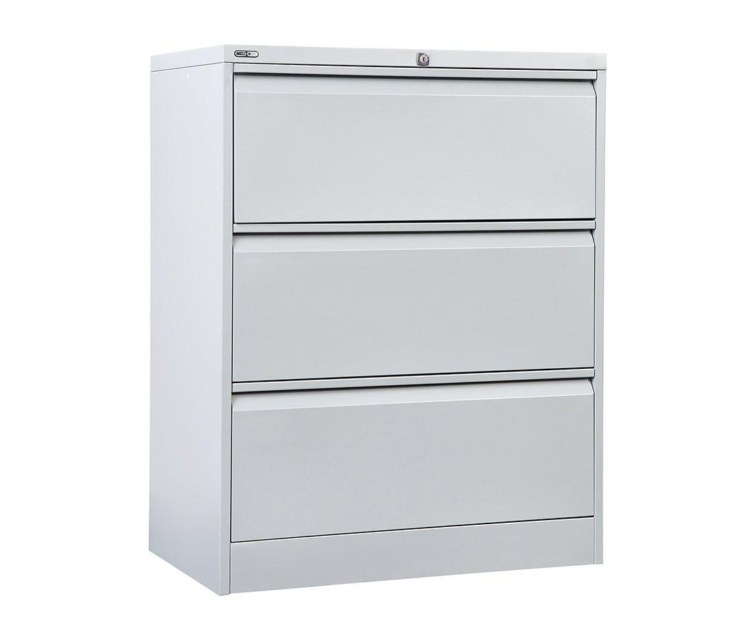 Picture of: Go Steel Lateral Filing Cabinet 3 Sizes